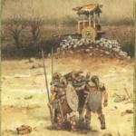 «Смерть Ханрахана» Уильям Батлер Йейтс (пер. В. Михайлин)