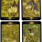 Придворные карты: Tarot of the Secret Forest