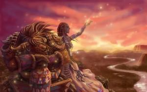 _A_Song_of_Shaman__by_Athena_Erocith