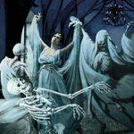 Totentanz — дополнительная карта в Bohemian Gothic Tarot